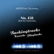 Because the Night ((Originally Performed by 10,000 Maniacs) [Karaoke Version]) - MIDIFine Systems - MIDIFine Systems