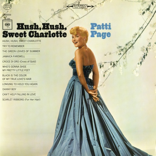 Art for Hush, Hush, Sweet Charlotte by Patti Page