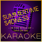 Summertime Sadness (Instrumental Version)