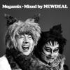 Megamix 2010 - Mixed by NEWDEAL ジャケット写真