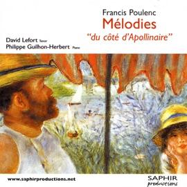 Cinq Poemes De Pierre De Ronsard Ii Le Tombeau Francis Poulenc