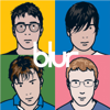 Blur - The Best Of artwork