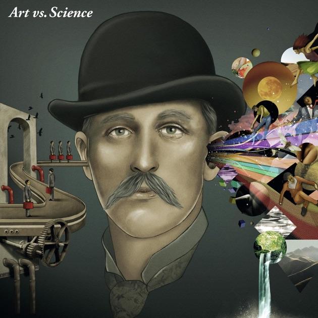 science vs art essay