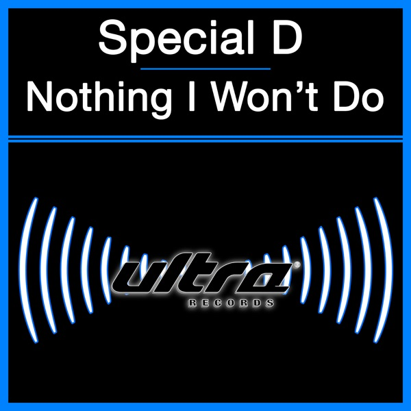 Nothing I Won't Do - EP
