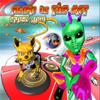 Alien Project & Space Cat - Metalizer (Remix) artwork