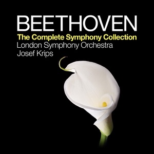 "Josef Krips & London Symphony Orchestra - Symphony No. 9 in D Minor, Op. 125 ""Choral"": II. Molto vivace"
