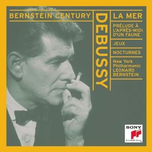 Leonard Bernstein & New York Philharmonic - La Mer - Trois Esquisses Symphoniques: III. Dialogue du vent et de la mer. Anime et Tumultueux