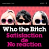 Satisfaction de No reaction - Single ジャケット写真