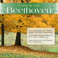 "Ludwig van Beethoven: Piano Sonata No.14 in C-Sharp Minor, Op. 27, No. 2 ""Moonlight"" - Piano Sonata No.17 in D Minor, Op. 31, No. 2 ""Tempest"" - Piano Sonata No. 21 in C Major, Op. 53 ""Waldstein"" by Various Artists on Apple Music"