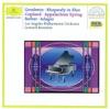 Gershwin: Rhapsody in Blue, Copland: Appalachian Spring & Barber: Adagio for Strings