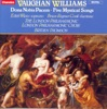 Vaughan Williams Dona Nobis Pacem 5 Mystical Songs