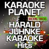 Harald Juhnke Karaoke Hits (Karaoke Planet) - EP ジャケット写真