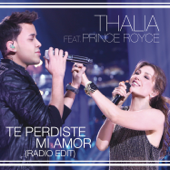 Te Perdíste Mi Amor (feat. Prince Royce) [Radio Edit]