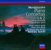 Mendelssohn: Piano Concertos Nos. 1 & 2; Songs without Words