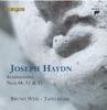 Haydn: Symphonies Nos. 44, 51 & 52, Bruno Weil & Tafelmusik