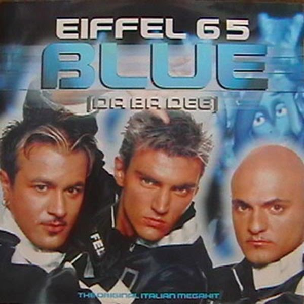 Cover art for Blue