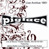 Live At Moore Theater Seattle, WA 05/19/1991, Pigface