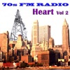 70s FM Radio: Heart, Vol 2 (Live) ジャケット写真