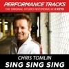 Sing Sing Sing (Performance Tracks) - EP