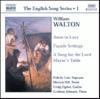 The English Song Series Vol 1 William Walton