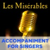 Les Misérables Accompaniment for Singers