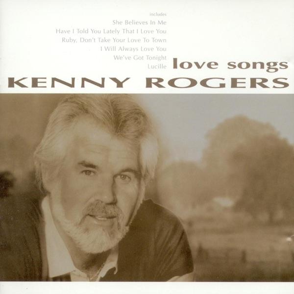 Kenny Rogers - Love Songs