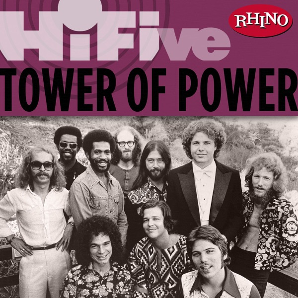 Rhino Hi-Five: Tower of Power - EP