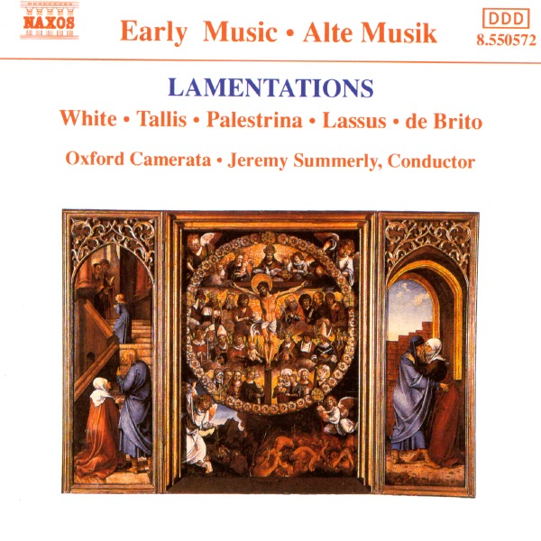Jeremy Summerly - Very Best Of Naxos Early Music