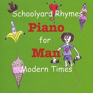 Piano Man - Pottery Barn Kid