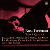 Russ Freeman - Bock's Tops (feat. Shelly Mane & Joe Mondragon)