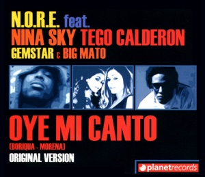 Oye Mi Canto (Reggaeton Mix) - EP Mp3 Download