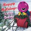 Happy Holidays Love, Barney - Barney