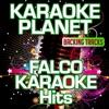 Falco Karaoke Hits (Karaoke Planet) - EP ジャケット写真