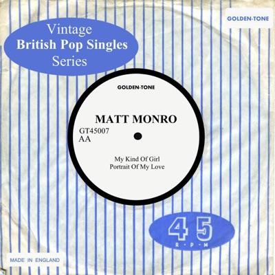 Vintage British Pop Singles: Matt Monro - Single - Matt Monro