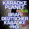 Drafi Deutscher Karaoke Hits (Karaoke Planet) - EP ジャケット写真