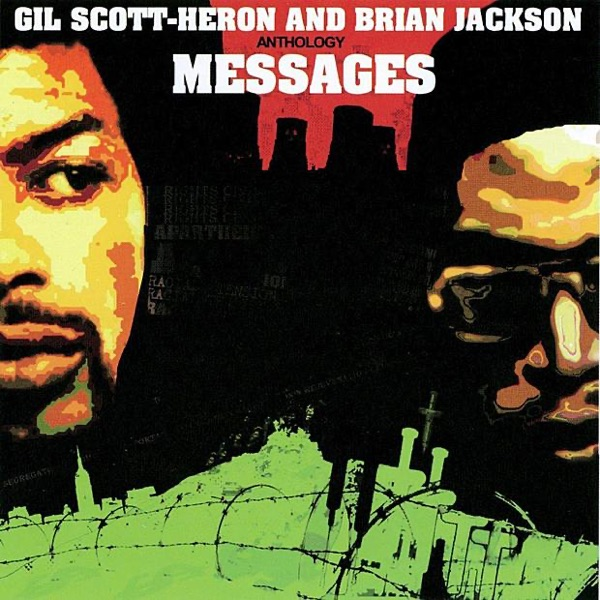 Gil Scott-Heron And Brian Jackson - Racetrack In France