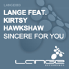 Lange - Sincere for You (The Thrillseekers Remix) artwork