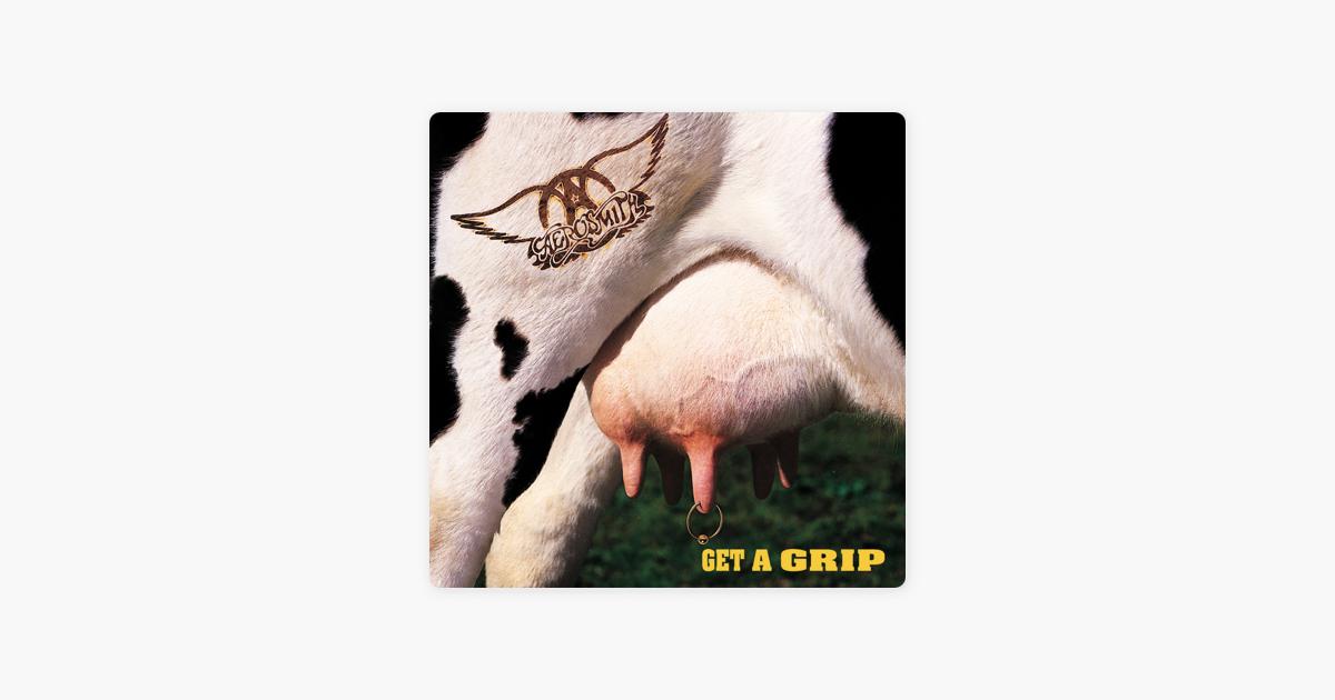 エアロスミスの get a grip をapple musicで