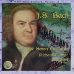 Richard Troeger - Toccata for keyboard in D major, BWV 912