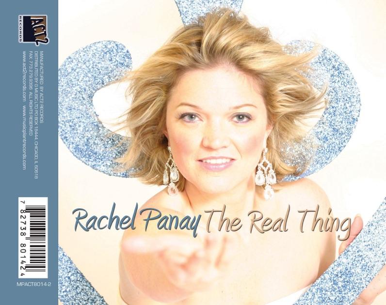 Rachel Panay - It's Got To Be Love