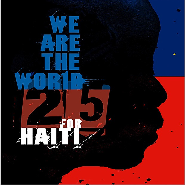 We Are the World 25 for Haiti - Single Album Cover by