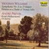 Vaughan Williams Symphony No 5 in D Major Fantasia On A Theme Of Thomas Tallis