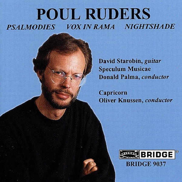 Music of Poul Ruders, Vol. 1