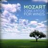 Mozart Concertos for Winds