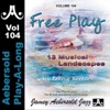 Kenny Werner - Free Play - Volume 104, Jamey Aebersold Play-A-Long, Kenny Werner, Jahannes Weidenmueller & Ari Hoenig