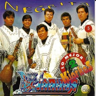 Kjarkas: Lo Mejor, Vol. 2: Negrita - Los Kjarkas