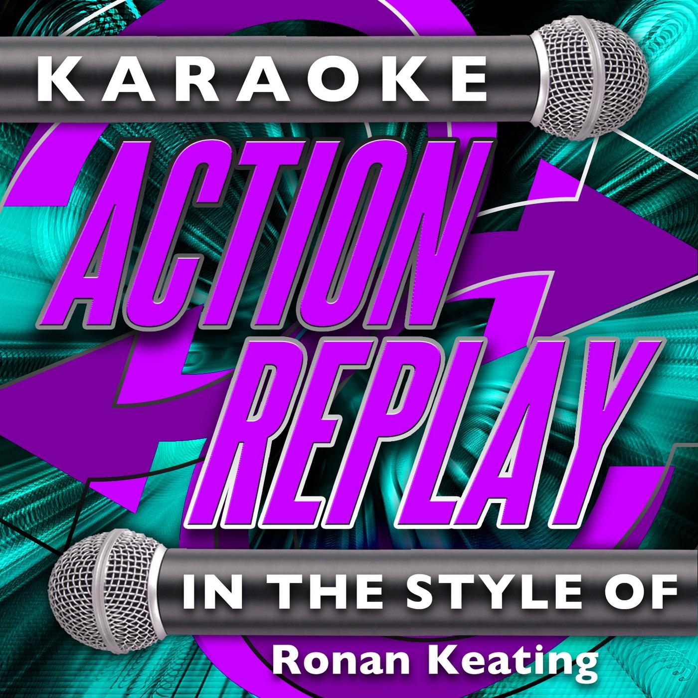 Long Goodbye (In the Style of Ronan Keating) [Karaoke Version]