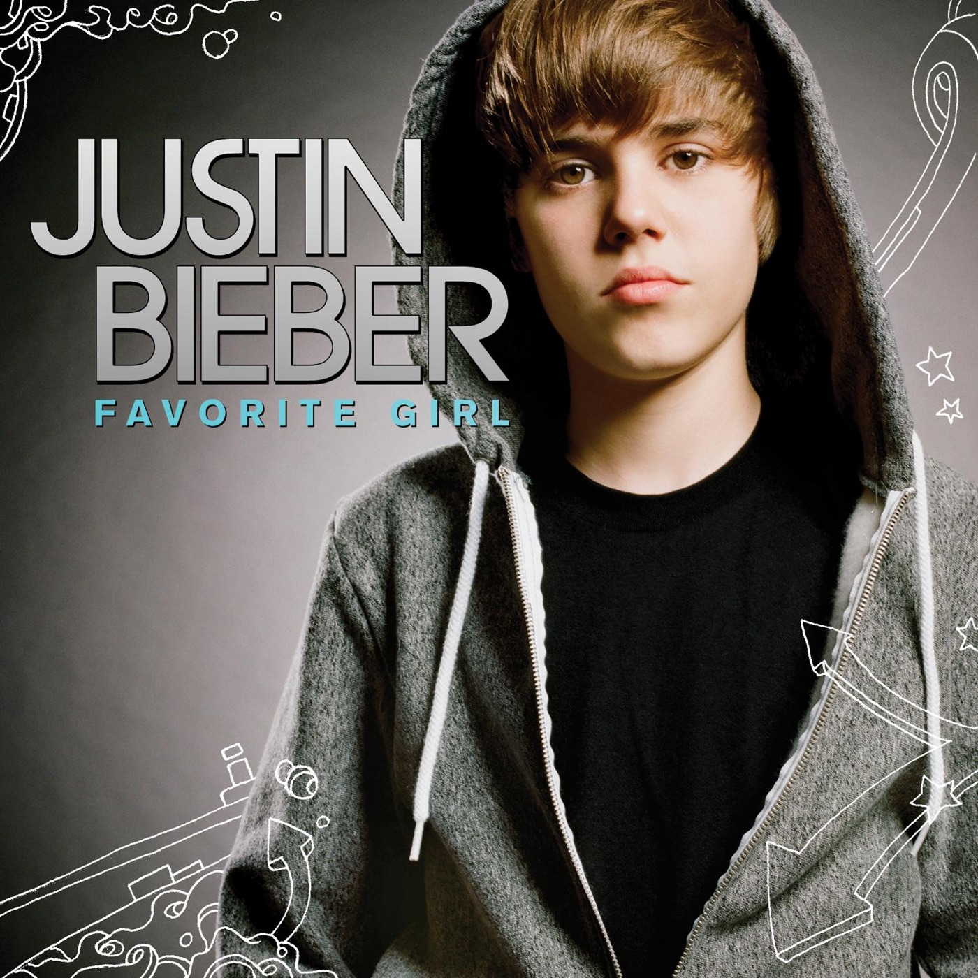 Justin Bieber - Favorite Girl - Single Cover