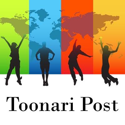 Toonari Post - A News Mash Up!