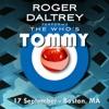 9/17/11 Live in Boston, MA, Roger Daltrey